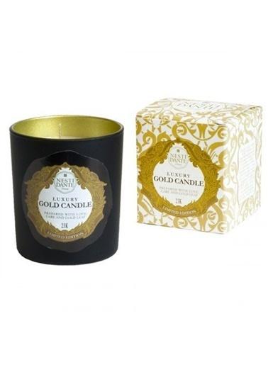 Nestidante Luxury Gold Candle Mum 150 gr Renksiz